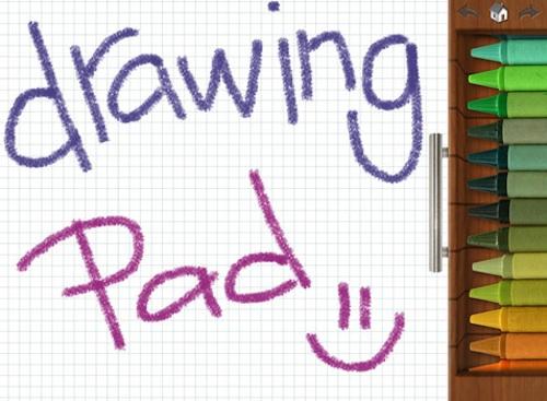 DrawingPadApp GP Six Terrific Educational iOS Apps for K Through 12