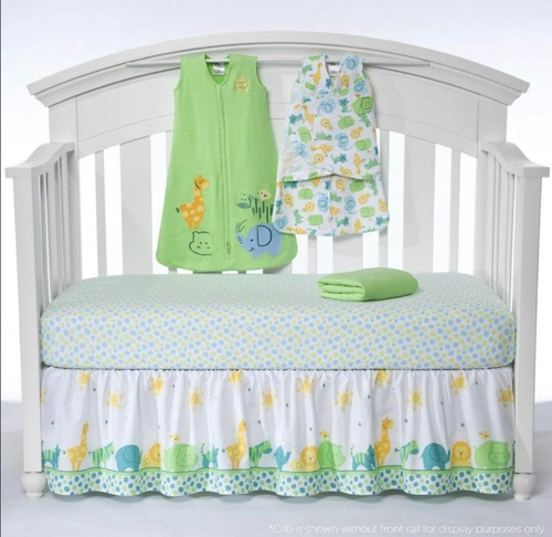 HaloCribSet2 Baby Shower Event   Halo Crib Set (ARV $115) #babyshower