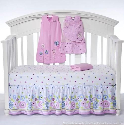 HaloCribSet3 Baby Shower Event   Halo Crib Set (ARV $115) #babyshower
