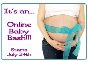OnlineBabyBash Who wants a $500 GC to The Childrens Place? #babyshower