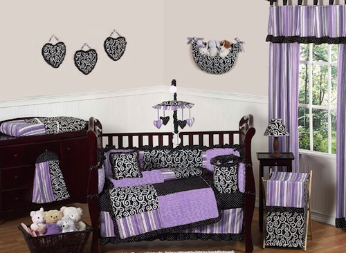 BeyondBeddingGA1 Beyond Bedding 9 PC Kaylee Baby Bedding Collection Giveaway