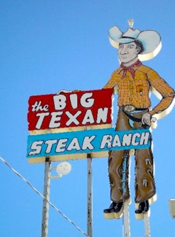 Big Texan Steak Ranch All You Need To Know About Route 66