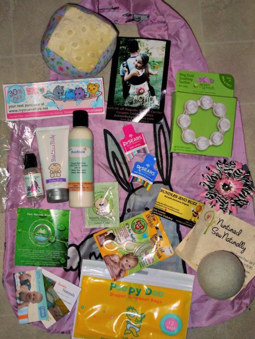 BundleBuzzBabyEventGA Bundles and Buzz Super Baby Bundle (AVR) $80 & $20 store credit #babygifts