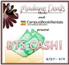 CampusBookRentalGA1 $100 PayPal or $100 Towards Text Books #BTSCampusBook
