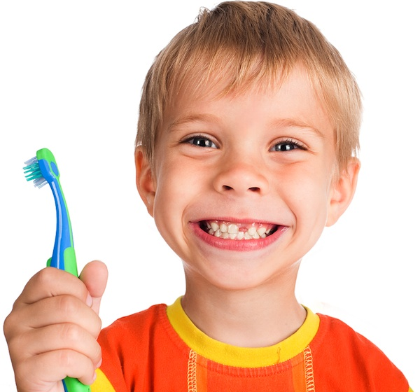 5 tips to get your kids to brush their teeth