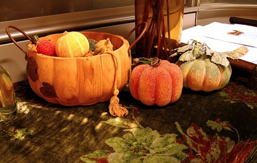 DecoratingforFallGP Four Decorating Ideas for Fall