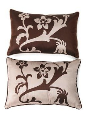 LaserCutFlowerPillows4C21Post Win a 2 Night Stay in NYC & a $500 C21 Wardrobe Makeover