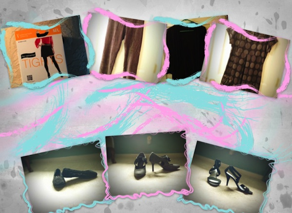 NononsensePostCollage Style Made Easy: Rocking my leggings & tights from No nonsense