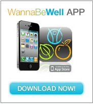 WannaBeWellAPP CalltoAction Life... Supplemented WannaBeWell iPhone App @WannaBeWell