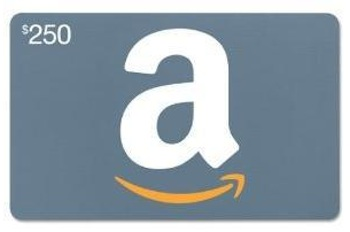250AmazonGCGAIMG $250 Amazon GC Giveaway
