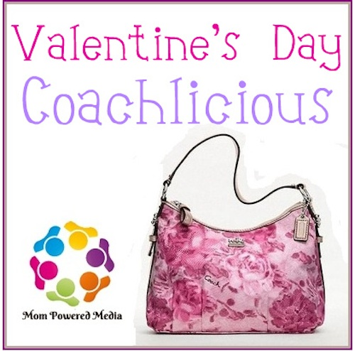 CoachliciousGA Valentines Day COACH Madison Handbag Giveaway