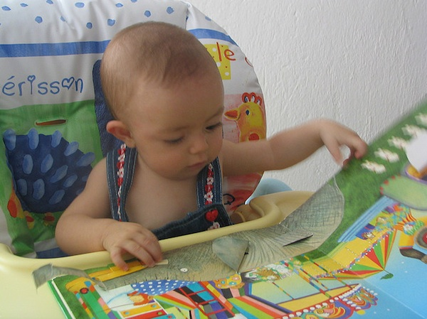BabyLearningStyleGP How to Discover Your Babys Learning Style