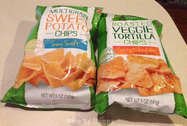 Green Giant New Veggie Chips