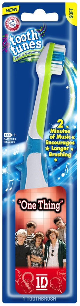Arm & Hammer Tooth Tunes Toothbrush One Direction