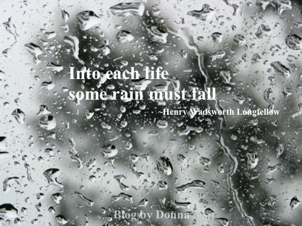 quote about rain
