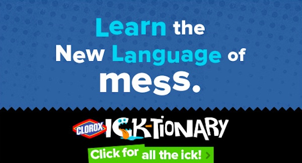 clorox ictionary