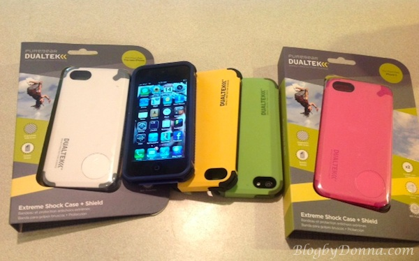 #puregear Dual Tek iPhone 5 case