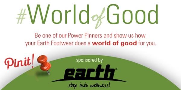 #worldofgood #earthbrands