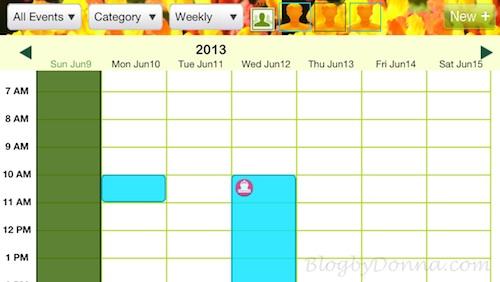 Hapimomi Calendar 2