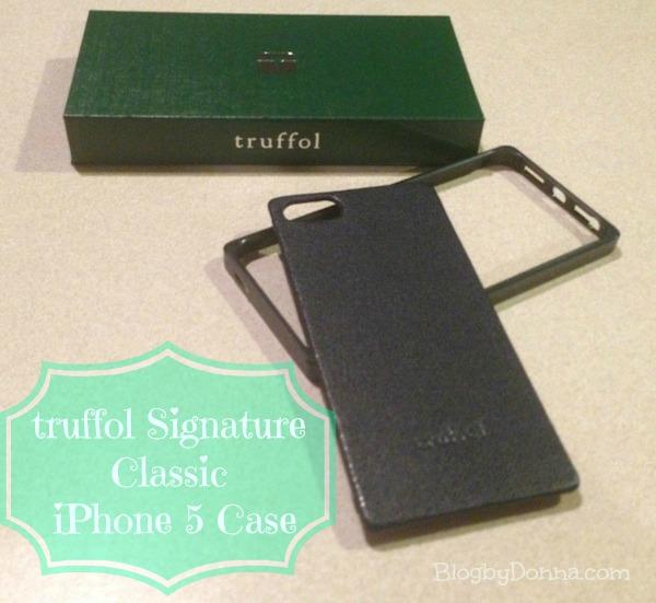truffol iPhone 5 case