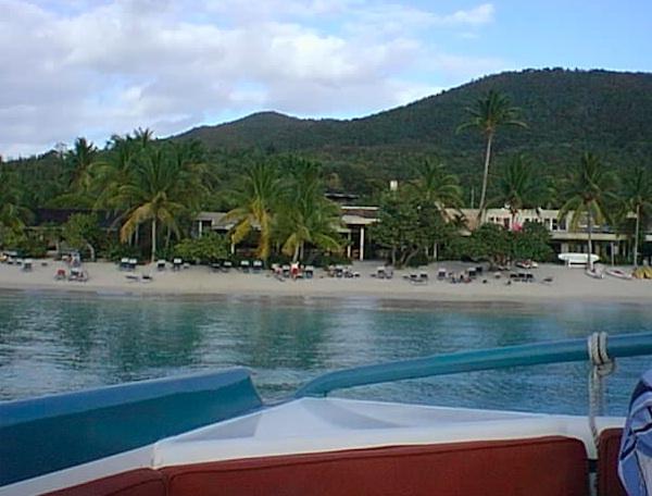 Caneel Bay, St. John, Caribbean, Virgin Island