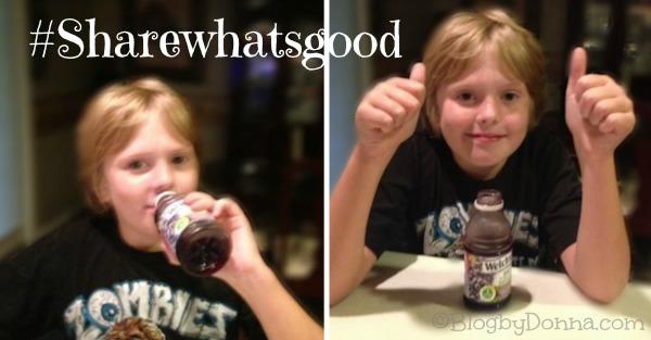 Welch's #Sharewhatsgood