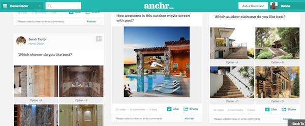 anchr.co home decor