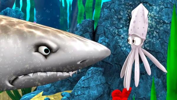 alphie the squid ipad