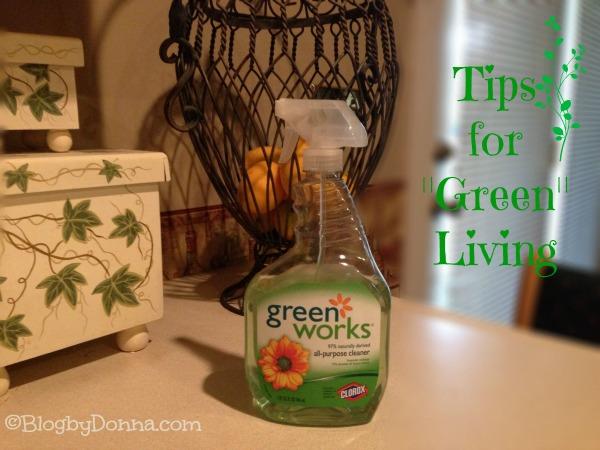 tips for living green #greenworksgames