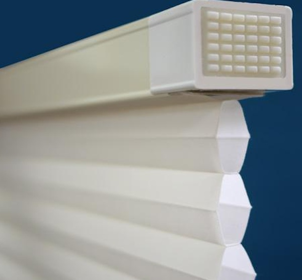 Instafit Honeycomb cellular shades from blinds.com