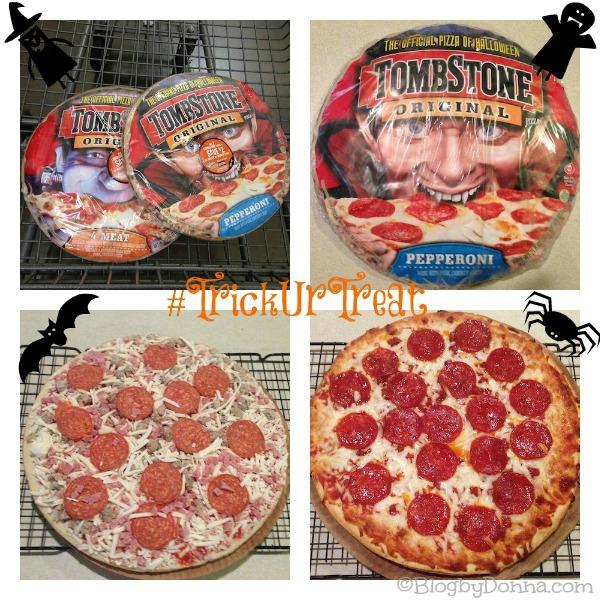 Tombstone Pizza for Halloween Party #TrickURTreat #shop #cbias