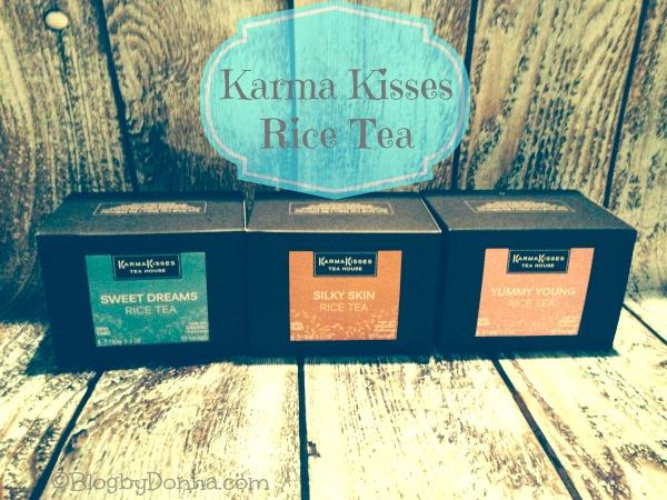 Karma Kisses Rice Tea
