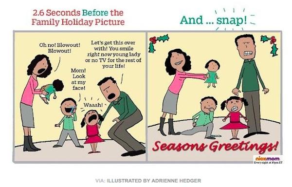 #MotherFunny NickMom Embarrassing Holiday