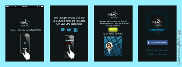 React Mobile App Collage 1