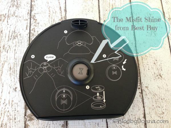 Misfit Shine Tracker from Best Buy