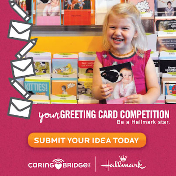 caring bridge and hallmark cards caregiver