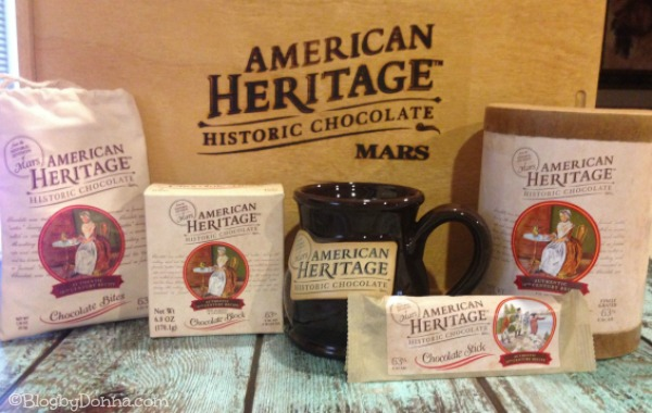 American Heritage Chocolate MC chocolate Homemade Gooey Chocolate Brownies with American Heritage Chocolate #sponsored #MC