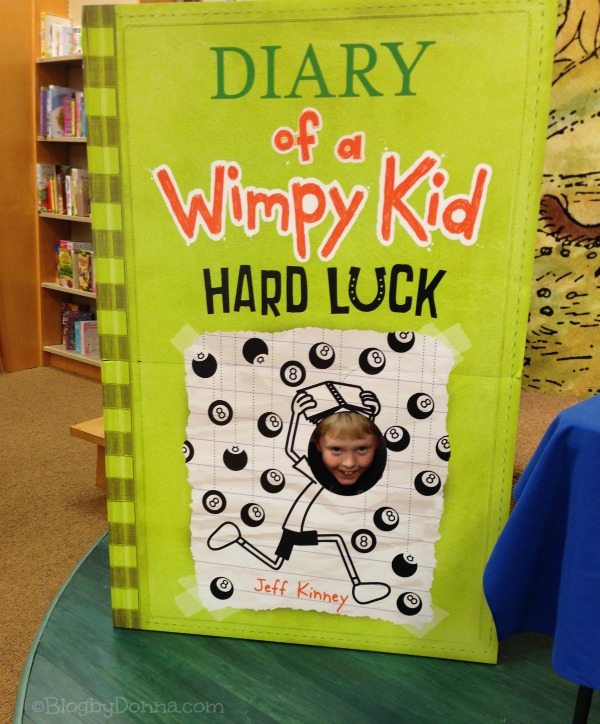 Diary of a Wimpy Kid Release Party