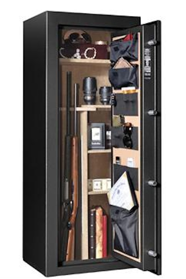 Gun Safe Inside Heavy Duty Gun Safes for Added Protection