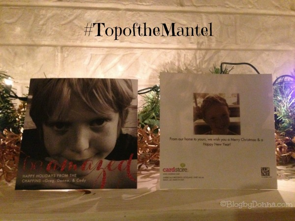 My CardStore Card on TopoftheMantel My CardStore Card on #TopoftheMantel #sponsored #MC