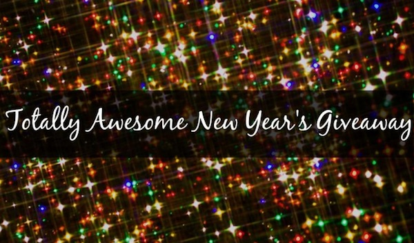 Totally Awesome New Year's Giveaway