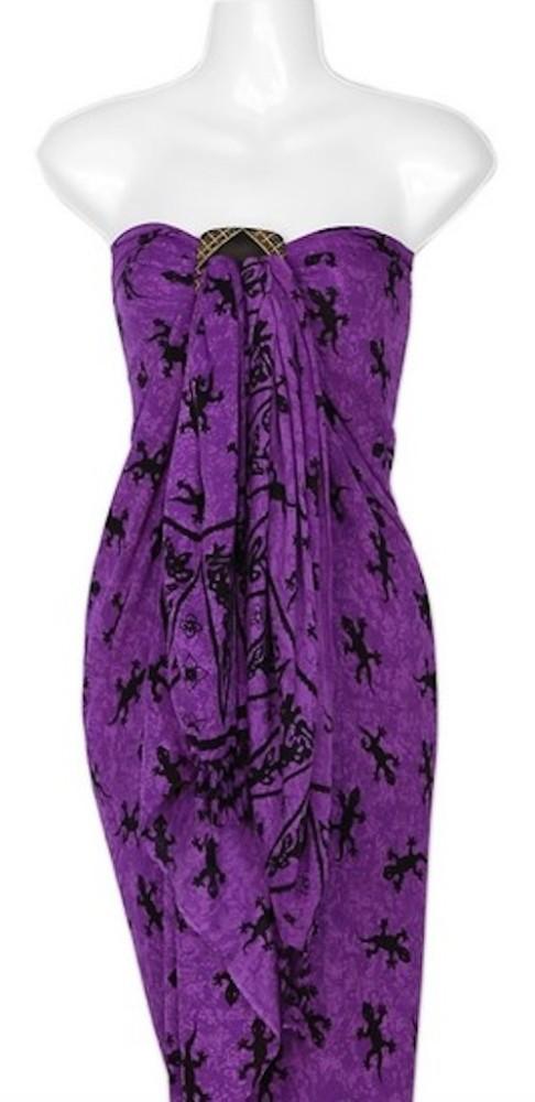 Sarong Bandeau Dress