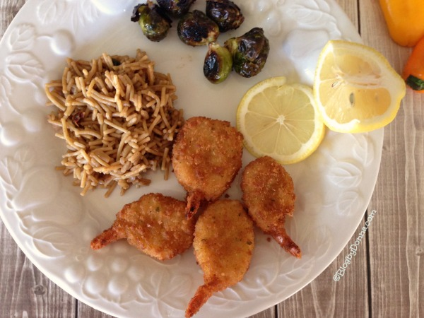 SeaPak Parmesan Encrusted Shrimp #MomVictory #WinonWednesday