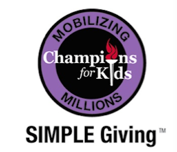 Champion for Kids Logo