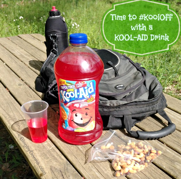Kool-Aid Fruit Drink #KoolOff  #shop