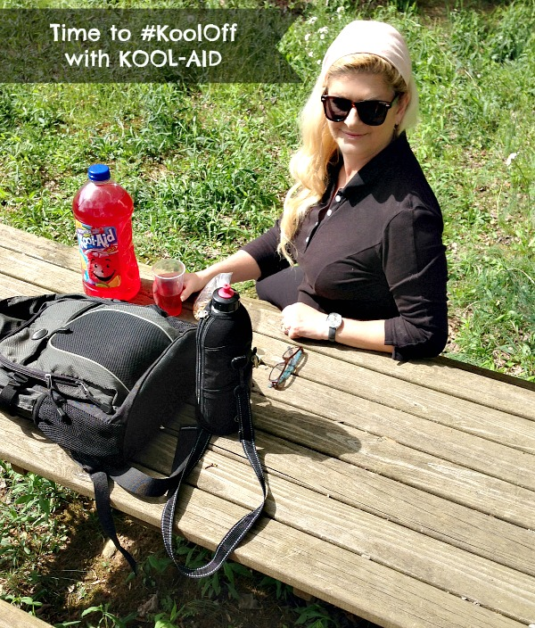 #KoolOff with Kool-Aid after a hike #collectivebias #cbias #shop