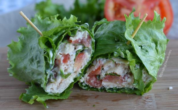lettuce wraps for a low carb diet