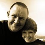 Greg and Cody 1