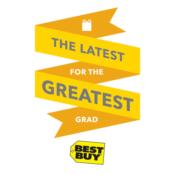 GreatestGrad ribbon Find The Best Gifts for Grads at Best Buy #spon @BestBuy #GreatestGrad
