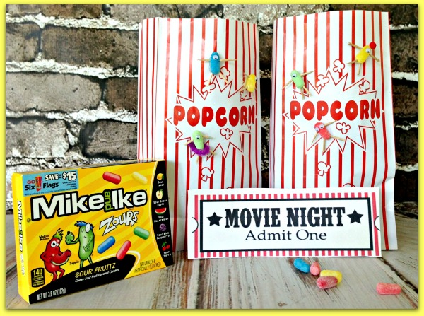 best movie snack Mike and Ike Zours candy #zoursface #shop #cbias #collectivebias